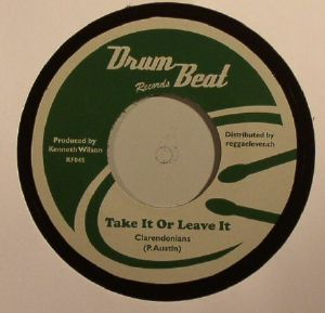 CLARENDONIANS - Take It Or Leave It