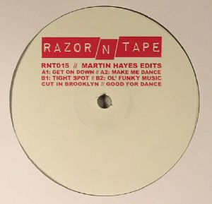 HAYES, Martin - Martin Hayes Edits