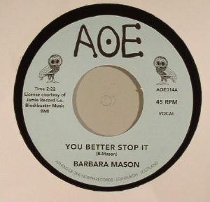 MASON, Barbara - You Better Stop It