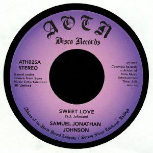 JONATHAN JOHNSON, Samuel - Sweet Love