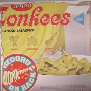 MONKEES, The - Cereal Box Record Set