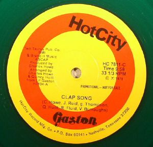 GASTON - Clap Song