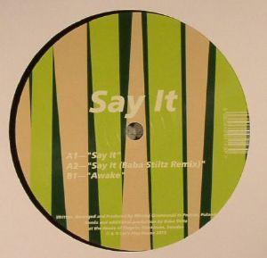 KLAVES - Say It