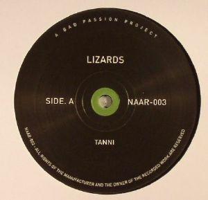 LIZARDS - NAAR 003