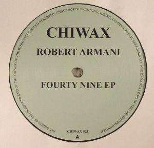 ARMANI, Robert - Fourty Nine EP