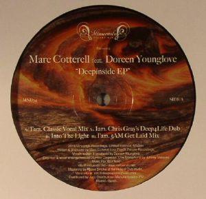 COTTERELL, Marc feat DOREEN YOUNGLOVE - Deepinside EP