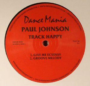 JOHNSON, Paul - Sex Crazed (remastered)