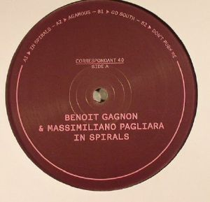 GAGNON, Benoit/MASSIMILIANO PAGLIARA - In Spirals