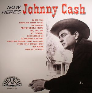 CASH, Johnny - Now Here's Johnny Cash