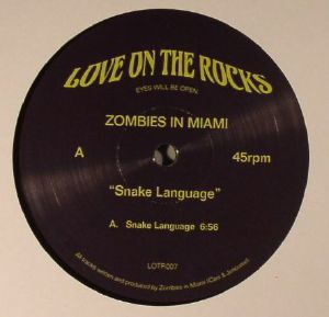 ZOMBIES IN MIAMI - Snake Language