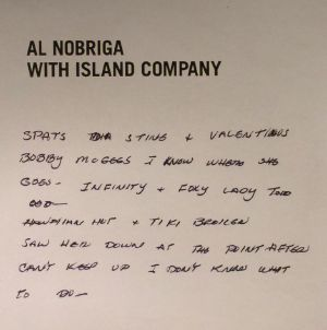 NOBRIGA, Al with ISLAND COMPANY - My Last Disco Song