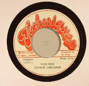 OSBOURNE, Johnny/ALTON ELLIS - Niah Man