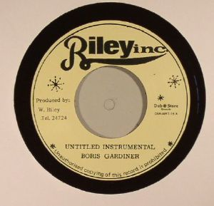 GARDINER, Boris - Untitled Instrumental