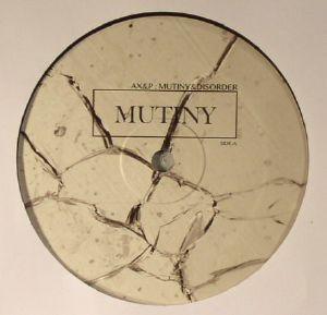 ADAM X/PERC - Mutiny & Disorder