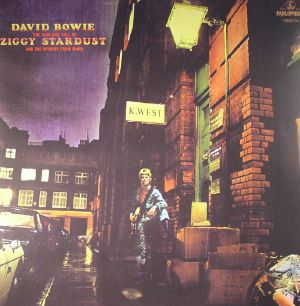 BOWIE, David - The Rise & Fall Of Ziggy Stardust & The Spiders From Mars (remastered)