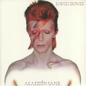 BOWIE, David - Aladdin Sane (remastered)