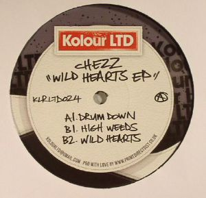 CHEZZ - Wild Hearts EP