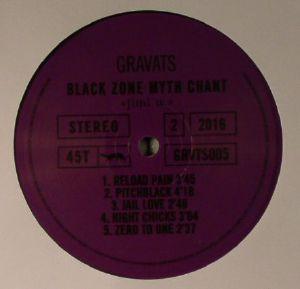 BLACK ZONE MYTH CHANT - Jimi W
