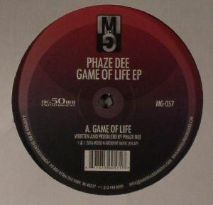 PHAZE DEE - Game Of Life EP