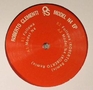 CLEMENTI, Roberto - Model N4 EP