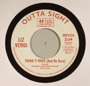 VERDI, Liz/LINDA LLOYD - Think It Over (And Be Sure)