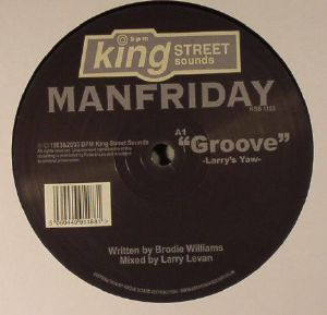 MANFRIDAY - Groove