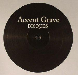 AGNES - Accent Grave EP