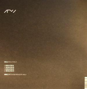 VAKULA - Modulations EP