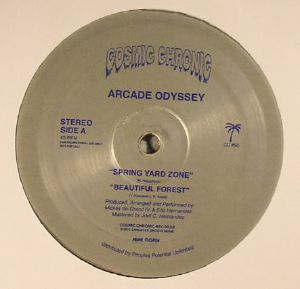 ARCADE ODYSSEY - Spring Yard Zone