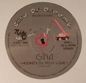GINA - Hooked On Your Love