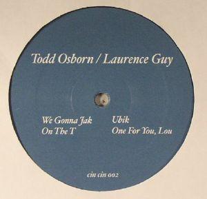 OSBORN, Todd/LAURENCE GUY - Cin Cin 002