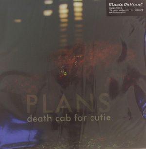DEATH CAB FOR CUTIE - Plans
