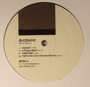 ARCHIVIST - Pathfinder