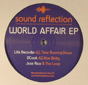 LIFE RECORDER/DCOOK/JOSE RICO - World Affair EP