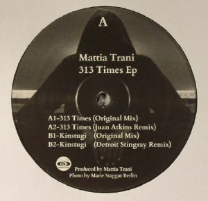 TRANI, Mattia - 313 Times EP