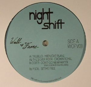 TRUJILLO/THE SILVER RIDER/OOFT!/P SOL - Night Shift