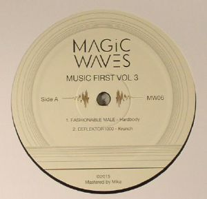 FASHIONABLE MALE/DEFLEKTOR1000/PAGAN RITUAL/ALBERT ROSS - Music First Vol 3