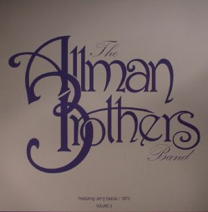 ALLMAN BROTHERS BAND, The feat JERRY GARCIA - Live At Cow Palace 1973 Volume 3 (Deluxe Edition)