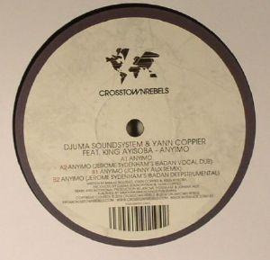 DJUMA SOUNDSYSTEM/YANN COPPIER feat KING AYISOBA - Anyimo