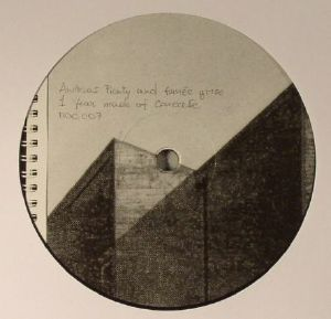 PIONTY, Andreas/FUMEE GRISE/GATHASPAR/ALEK S/STEVEN COCK - One Year Made Of Concrete