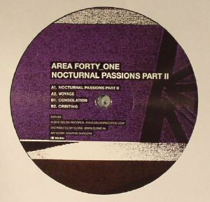 AREA FORTY ONE - Nocturnal Passions Part II