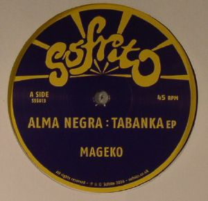 ALMA NEGRA - Tabanka EP