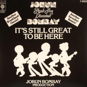 BOMBAY, Jorun - It's Still Great To Be Here