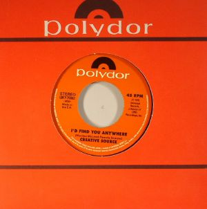 MURO presents CREATIVE SOURCE/LOU DONALDSON - I'd Find You Anywhere