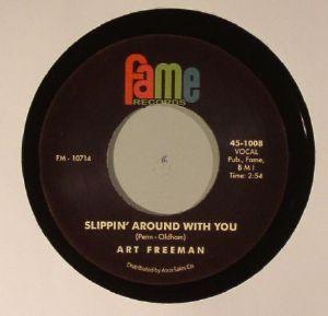 FREEMAN, Art/JAMES BARNETT - Slippin' Around With You