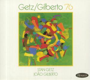 GETZ, Stan/JOAO GILBERTO - Getz Gilberto '76
