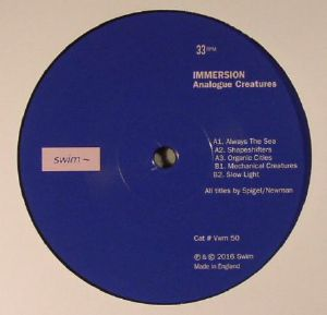 IMMERSION - Analogue Creatures