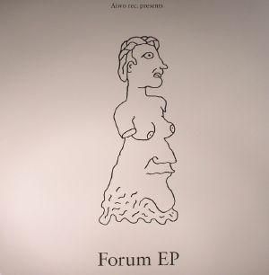 SCHUMACHER, Tim/KEVIN LUKACZ/ VOLKAN SIMONIC aka FORUM - Forum EP