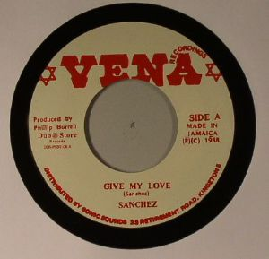 SANCHEZ - Give My Love