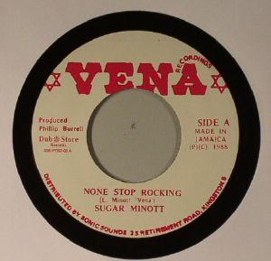 SUGAR MINOTT - None Stop Rocking